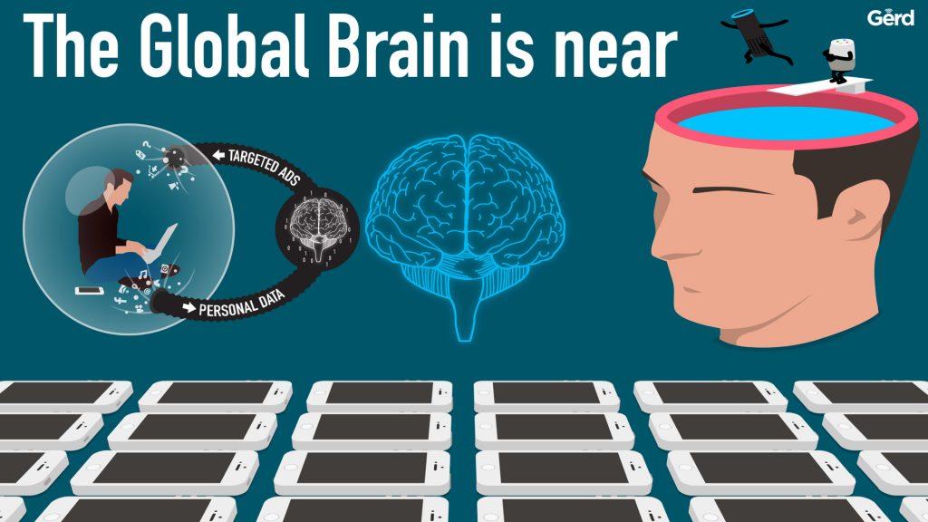 The Global Brain is near - Gerd Leonhard