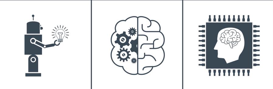 robot brains ai fotoi