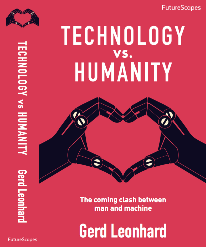 "My new book ""Technology vs Humanity"" is now available for pre-reading and pre-ordering!"
