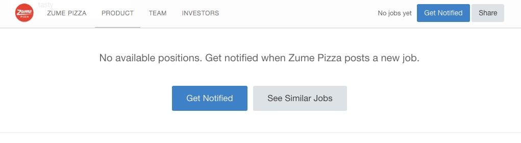 zumepizza no jobs